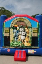 Zoo Bounce House